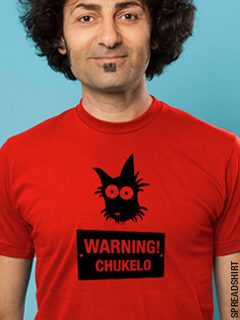 Warning! Chukelo